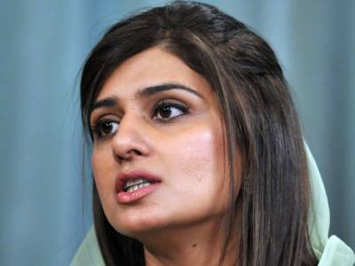 ڈرون حملوں کیخلاف واویلہ کیا ، پاکستان کا وقار بڑھایا : حنا کھر