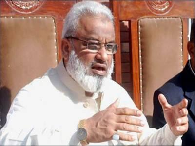 پیپلز پارٹی کی وجہ سے جلاوطنی اختیار کی:ارباب رحیم
