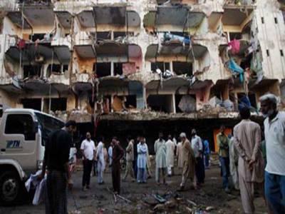 وزیراعلیٰ ہاﺅس کراچی میں تقریب ، مضرصحت پانی سے متعددافراد بے ہوش