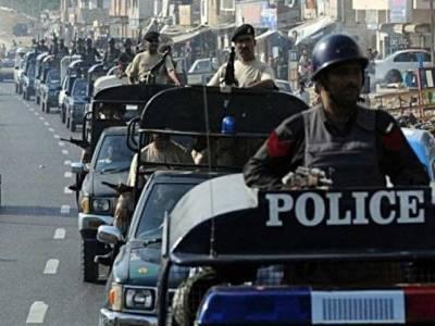 کراچی پولیس کو بکتر بندگاڑیوں کی خریداری کیلئے فنڈز جاری