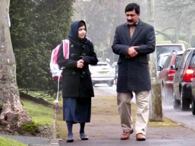 پاکستانی ملالہ نے لندن میں پڑھائی شروع کردی