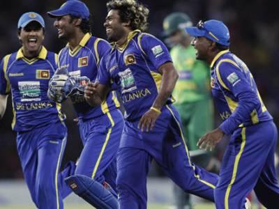 ٹی 20کرکٹ میچ ، سری لنکا نے بنگلہ دیش کو شکست دیدی