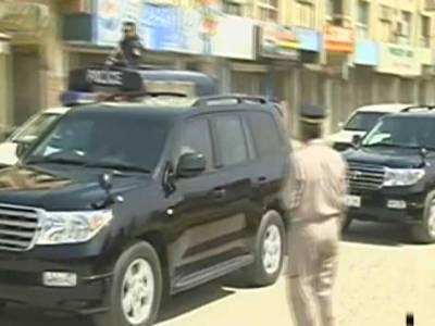 آدھا گھنٹہ انتظار کے بعد پرویز مشرف کو عبوری ضمانت میں توسیع مل گئی ، شامل تفتیش ہونے کا حکم