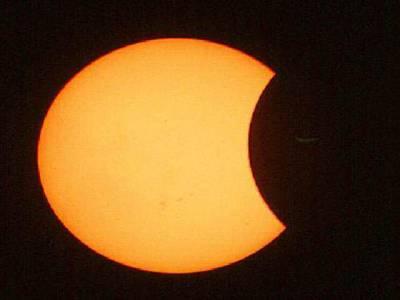 تیرہ دن بعد جزوی چاند گرہن ہوگا: محکمہ موسمیات
