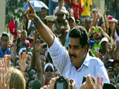 وینزویلا میں 'ہوگو شاویز' پھر جیت گئے
