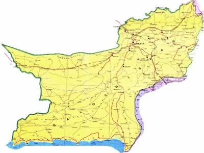 بلوچستان کے 17 حساس اضلاع میں فوج تعینات