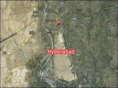 حیدرآباد بائی پاس پر فائرنگ،تین افراد زخمی