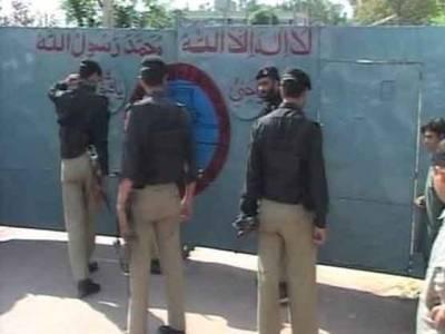 پشاور میں دہشت گردوں کا گرڈ سٹیشن پر حملہ ،پولیس کی جوابی کارروائی