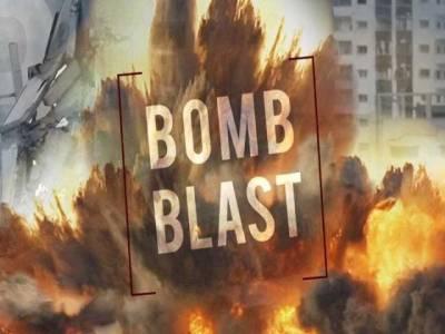 پشاور صدر کے علاقے میں دھماکہ ،11افرادزخمی