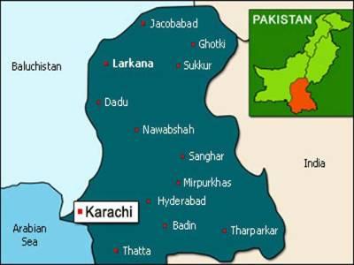 لانڈھی ہسپتال چورنگی کے قریب دستی بم کا حملہ ،چار افراد زخمی