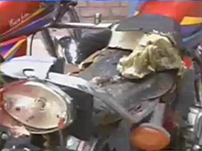 فیصل آباد دھماکے اور نوجوان کی ہلاکت کامعمہ حل ہوگیا،دو ملزم گرفتار