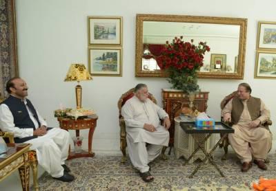 سابق وزیراعظم میر ظفر اللہ خان جمالی مسلم لیگ ن میں شامل