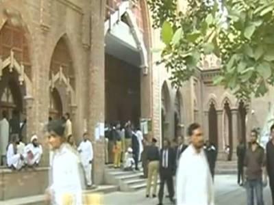 لاہورہائیکورٹ نے بے نظیر ایئرپورٹ پر داخلہ فیس وصولی روکدی
