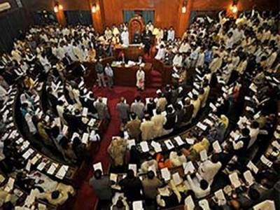 پرانے چہروں کے ساتھ سندھ کی نئی کابینہ نے حلف اٹھالیا