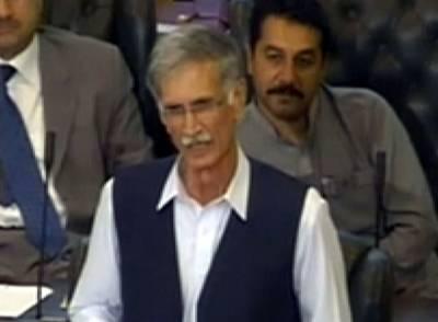 وفاق میں تحریک انصاف کی حکومت ہوتی تو امریکہ ڈرون حملے کی جرات نہ کرتا: پرویز خٹک