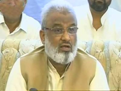 سندھ میں پانچ سال کرپشن اور کمیشن کے علاوہ کوئی کام نہیں: ارباب غلام رحیم