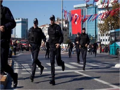 استنبول پولیس اور شہریوں میں جھڑپیں