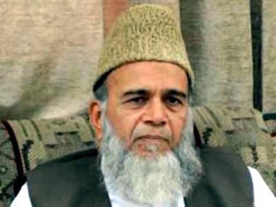 انتخابات میں ناکامی پر منور حسن نے جماعت اسلامی کی سربراہی سے استعفیٰ پیش کر دیا