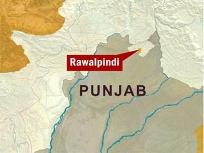 راولپنڈی سے کھاریاں جانے والی وین کو حادثہ ،پانچ مسافر جاں بحق