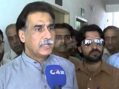 عمران خان سے مخالفت الیکشن تک محدود تھی ، اللہ اُنہیں صحت دے : سپیکر قومی اسمبلی سردار ایاز صادق