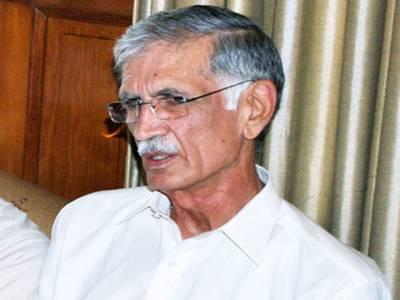 رشتہ دار خواتین کو سیٹیس دینے کا الزام غلط ہے:پرویز خٹک