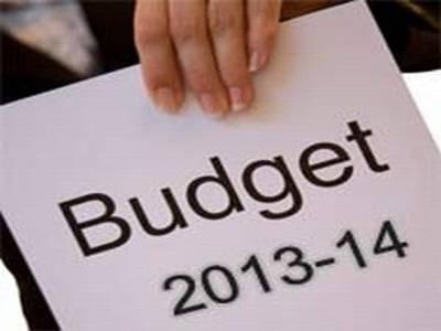 وفاقی حکومت نے بجٹ14- 2013ءکے ابتدائی خدوخال تیار کر لئے