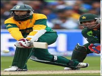 جنوبی افریقہ نے پاکستان کو جیتنے کے لئے 235رنز کا ہدف دے دیا