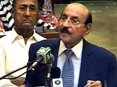 سندھ کا 617 ارب روپے کا بجٹ پیش، خسارہ 21 ارب روپے، تنخواہوں میں 15 فیصد اور کم از کم پنشن6 ہزار کرنے کا اعلان