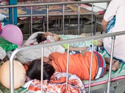 خسرے سے ایک اور بچہ جاں بحق، پنجاب میں خسرے سے ہلاکتوں کی تعداد 175 ہو گئی