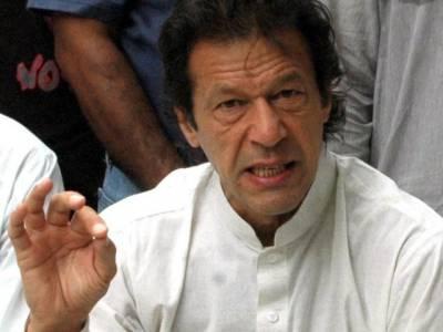 ڈرون حملے روکنا وفاقی حکومت کی ذمہ داری ہے:عمران خان