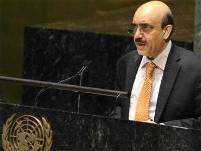 پاکستان کا ایٹمی مواد، مراکز اور تنصیبات محفوظ ہیں: مسعود خان