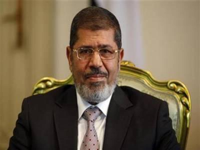 بدستور مصرکا آئینی صدر ہوں : معزول صدر مرسی