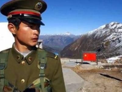 بھارت سرحدی مہم جوئی سے باز رہے: چین کی وارننگ