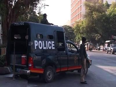 """""""پولیس کراچی میں امن قائم کرنے کے قابل نہیں """""""
