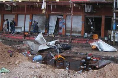 بغداد کی مسجد میں بم دھماکہ ،11نمازی شہید ،35زخمی