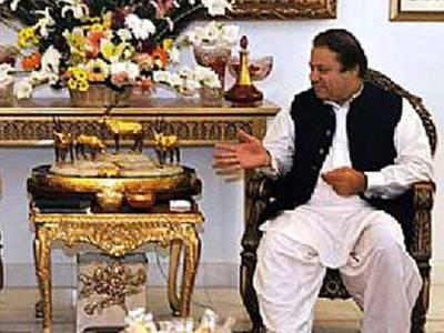 برطانوی وزیرخارجہ کی وزیراعظم سے ملاقات،بھارت کیساتھ بیک ڈور ڈپلومیسی شروع کردی : نواز شریف