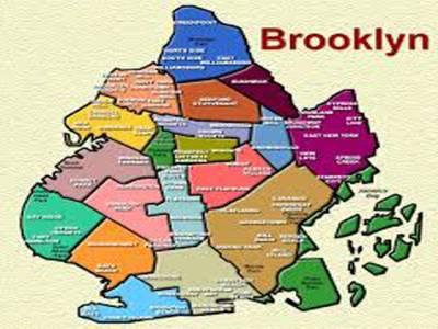 امریکہ :بروکلین میں فائرنگ ، چار افراد زخمی