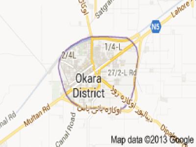 اوکاڑہ : ٹریفک حادثہ میں ایک ہی خاندان کے 6افراد جاں بحق