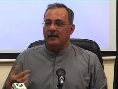 طالبان کو تحریک انصاف کی سرپرستی حاصل ہے:حیدر عباس رضوی