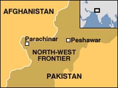 پاراچنار میں یکے بعد دیگرے دو دھماکے، 45 افراد جاں بحق، 150 سےزائد زخمی