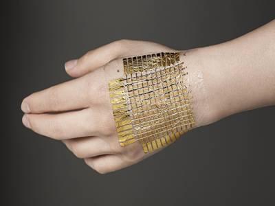 دنیا کی پہلی الیکٹرانک جلد تیار