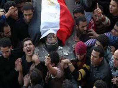 مصر میں معزول صدر مرسی کے حامیوں اور مخالفین میں جھڑپیں ، 140افرادجاں بحق، ہزاروں زخمی