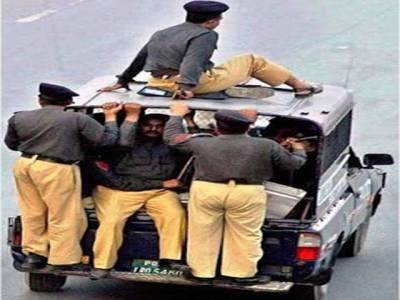 لاہور سے بھتہ مافیا کاسرغنہ ساتھیوں سمیت گرفتار