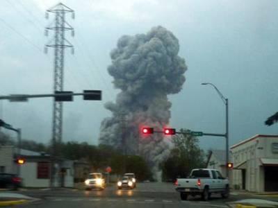 یوکرائن میں کیمیکل پلانٹ کی مرمت کے دوران دھماکہ ، پانچ افراد جاں بحق