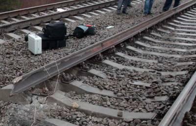 ٹنڈوآدم میں ریلوے ٹریک دھماکہ خیزمواد سے تباہ