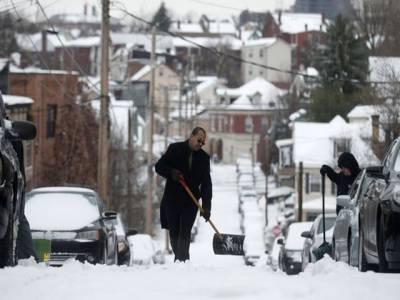 جنوبی امریکہ میں شدید برفباری ، نظام زندگی مفلوج