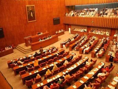 اپوزیشن نے خارجہ پالیسی اور کراچی پر سینیٹ کا اجلاس بلانے کیلئے ریکوزیشن جمع کرا دی