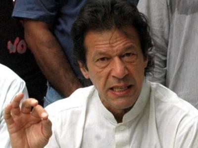 مولانا فضل الرحمان اپنے مفاد کی خاطر دین کوبیچ رہے ہیں:عمران خان