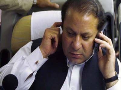 وزیراعظم نواز شریف شہر قائد کی صورتحال کا جائزہ لینے کراچی پہنچ گئے