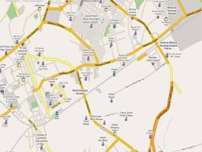کراچی کے علاقے پیرآباد میں پولیس مقابلہ ، دو مبینہ دہشتگرد مارے گئے